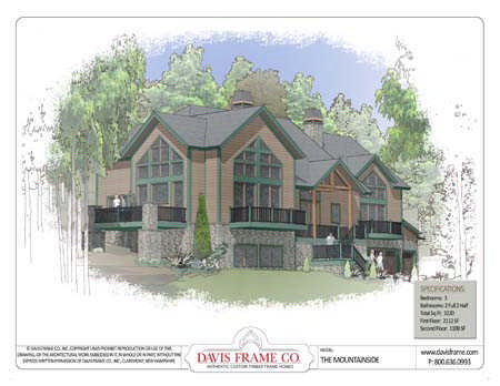 mountainside home plans