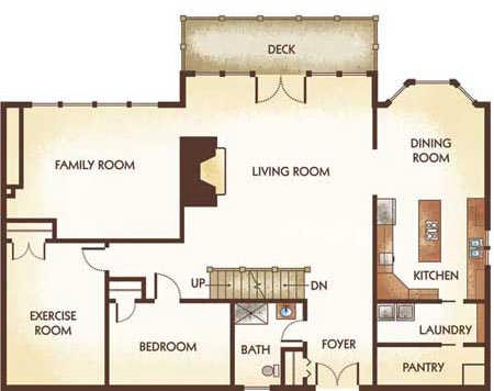 Colorado Mountain Home Plans House Plans