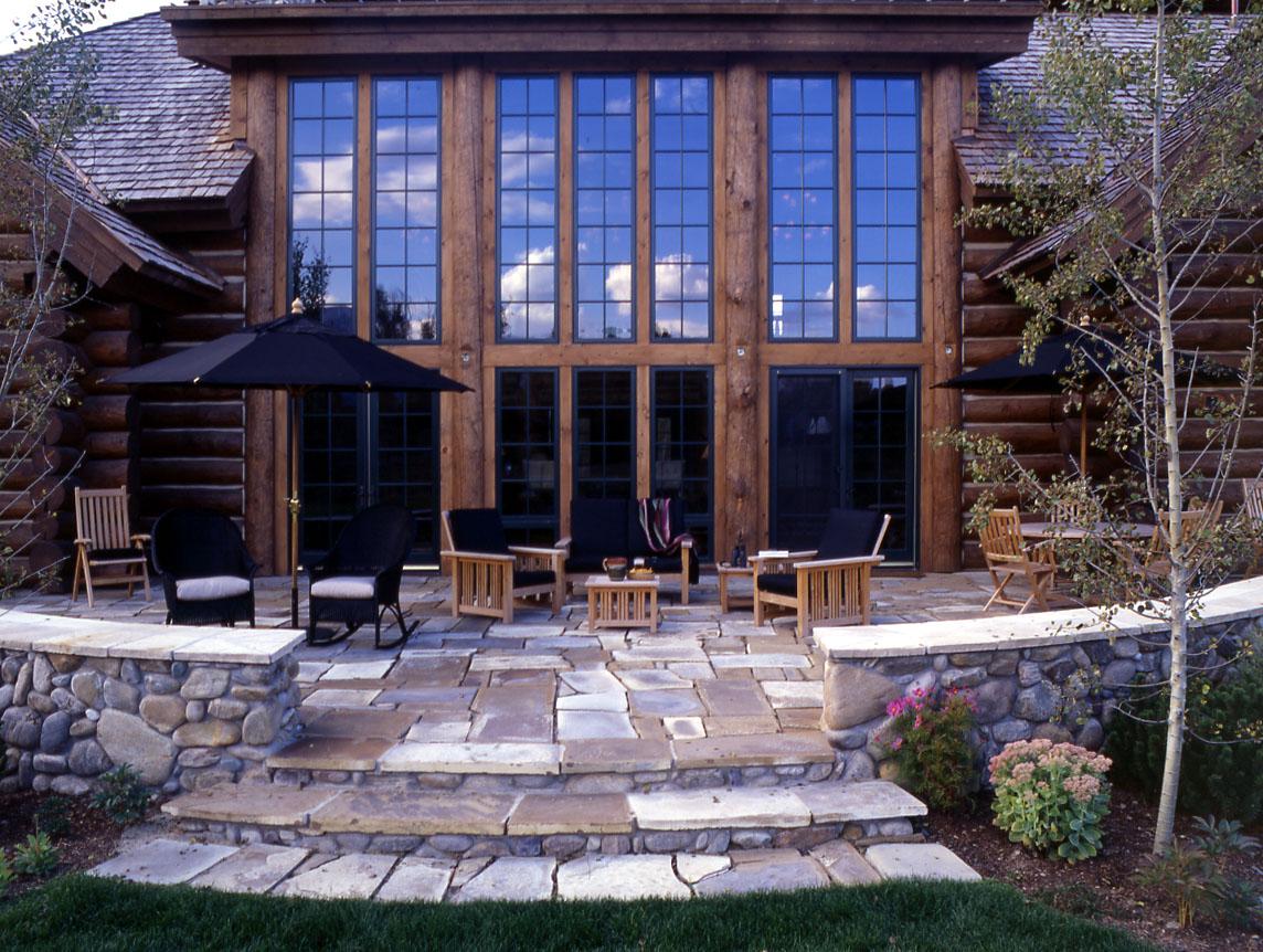 Log Home Windows 101