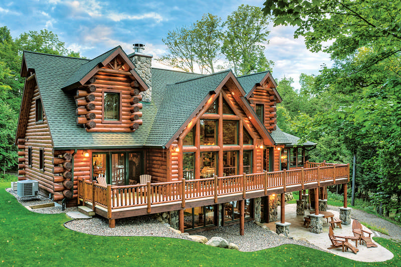 Let Us Help You Make Your Dream Home Into A Reality. Sign Up For Our Online  Course To Learn The Basics Of The Log And Timber Home Industry, How To Find  Land ...