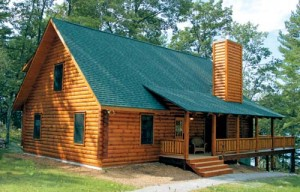 log-home-spring1
