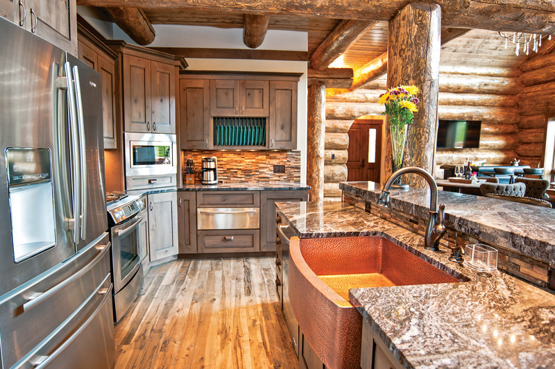 10 Tips To Make A Small Cabin Feel Large