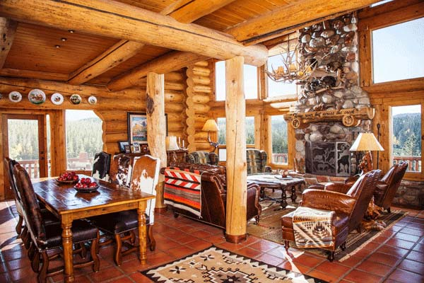 log home cleaning tips log home maintenance
