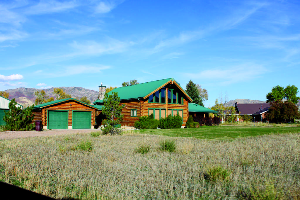There Is Little Doubt That Buying An Existing Log Home Will Always Be Less  Expensive Than Building Your Own. Land Prices Can Be Sky High, And  Construction ...