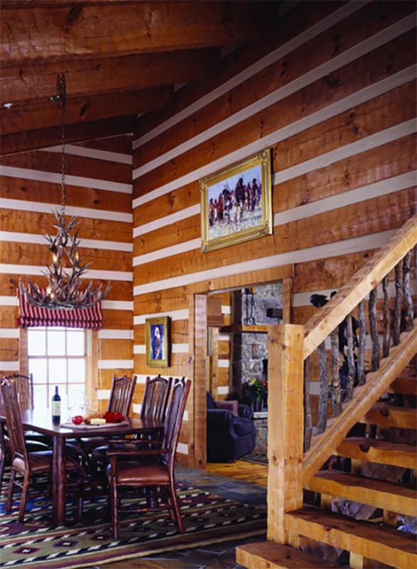 Superieur Log Home Living
