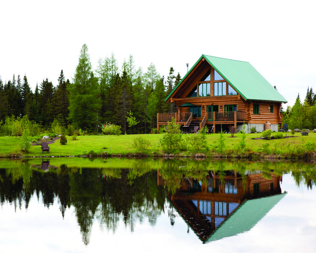 Tips to build a better log home