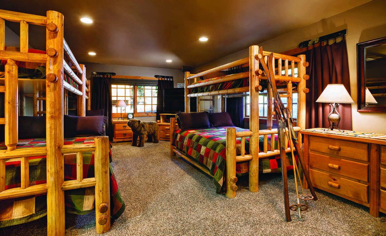 JRS bunk room