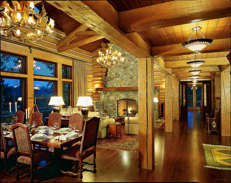 Log Home Lighting Tips