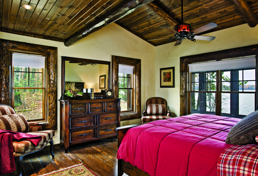40 Timber Log Home Bedrooms Of Your Dreams The Log Home Neighborhood Gorgeous Log Home Bedrooms