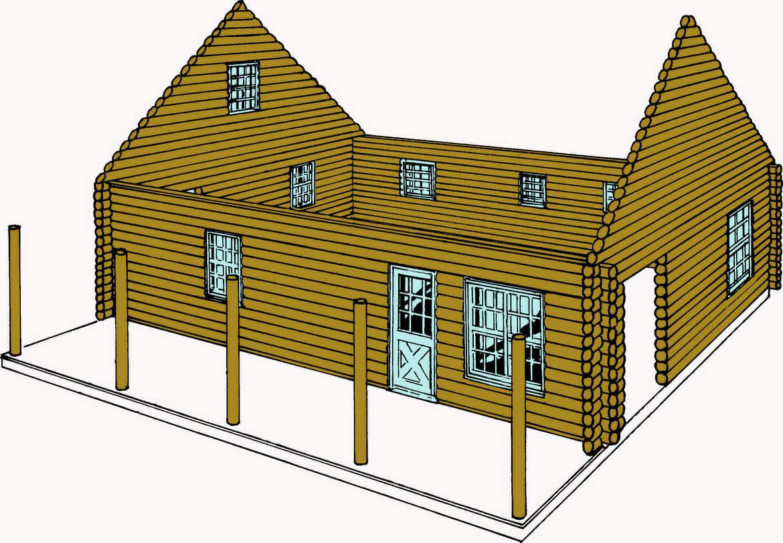 w r ub whitebg w w ed whitebg. Understanding Log Home Kits