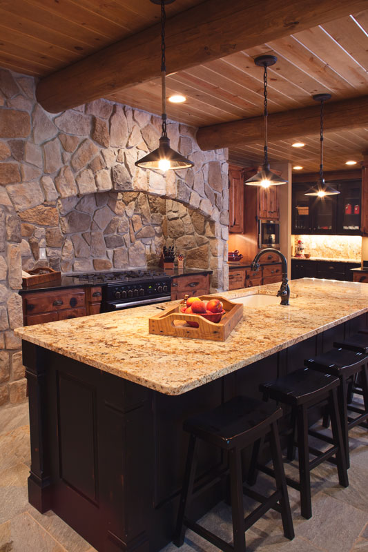 LL-kitchen---Wisconsin-Log-Homes-&-KCJ-Studios