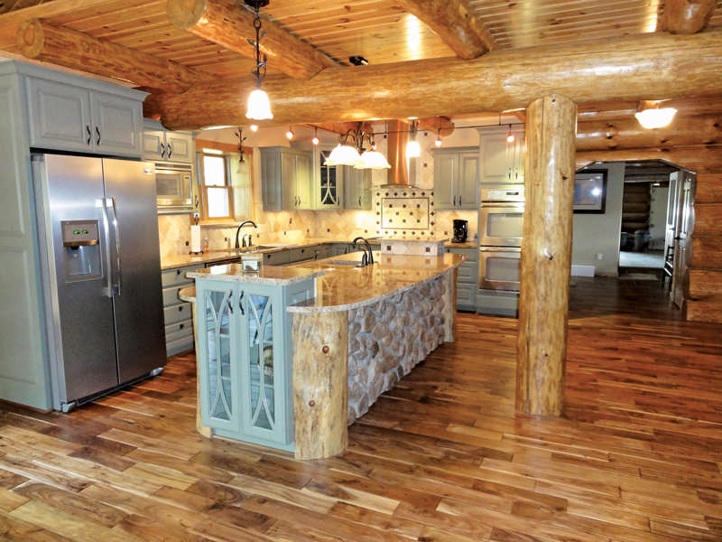log home fixer upper
