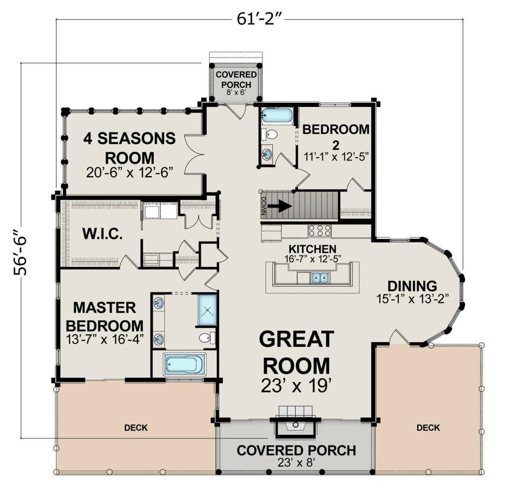 Dowel_1st_Floor_Plan_Colored