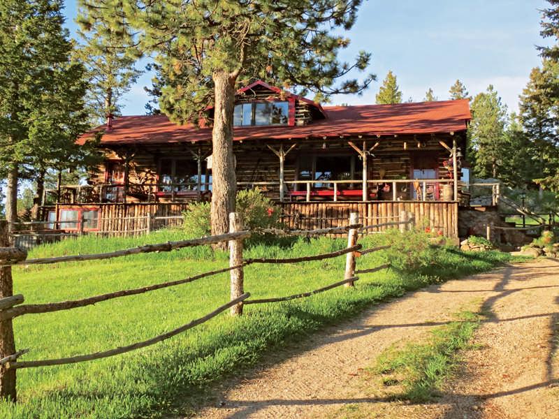 Lueb's-cabin