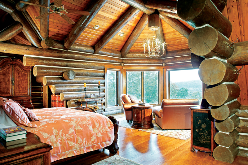 The Suite Life Log Home Master Bedrooms Inspiration Log Home Bedrooms