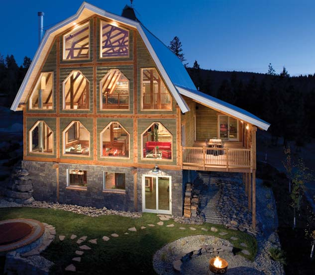 The Phoenix Barn: Planning a Timber Frame Barn