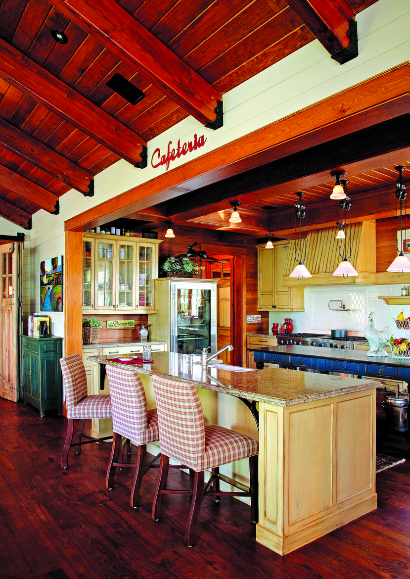 Maximizing Small Kitchens