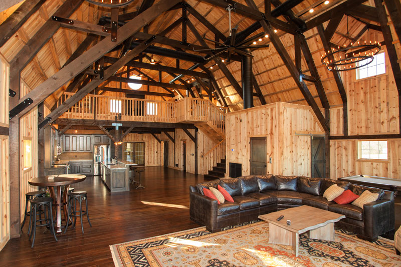best homes of the year: south county post & beam