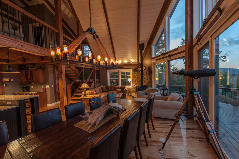 Best-Home---Moose-Ridge-Lodge,-Photography-by-Northpeak-Design