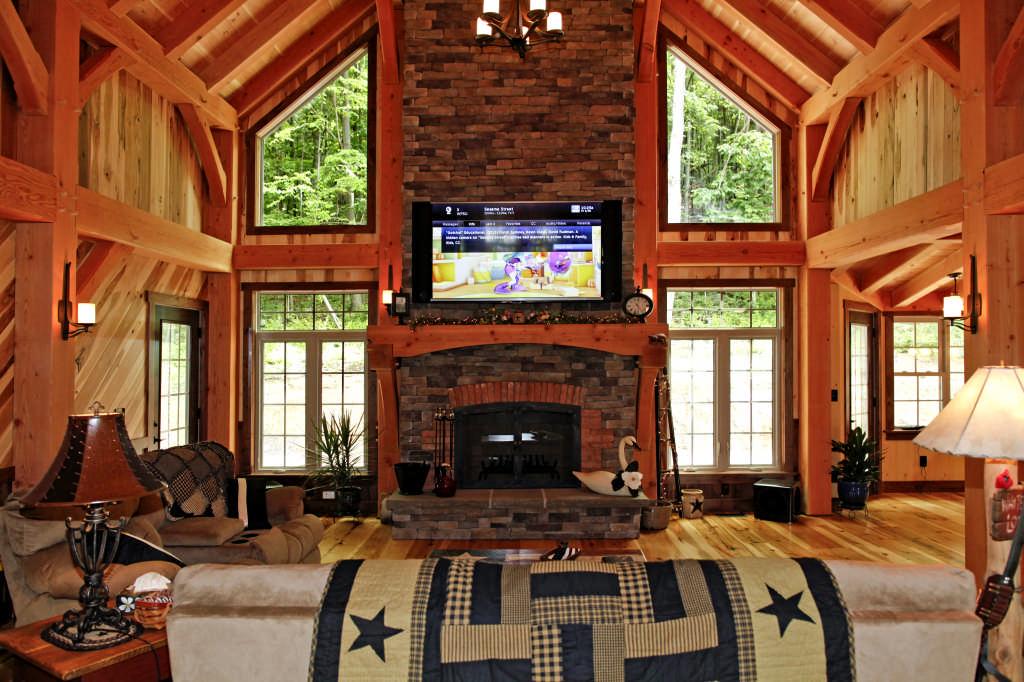 Crowe Living Room