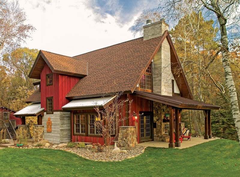 Small Timber Home Design Strategies