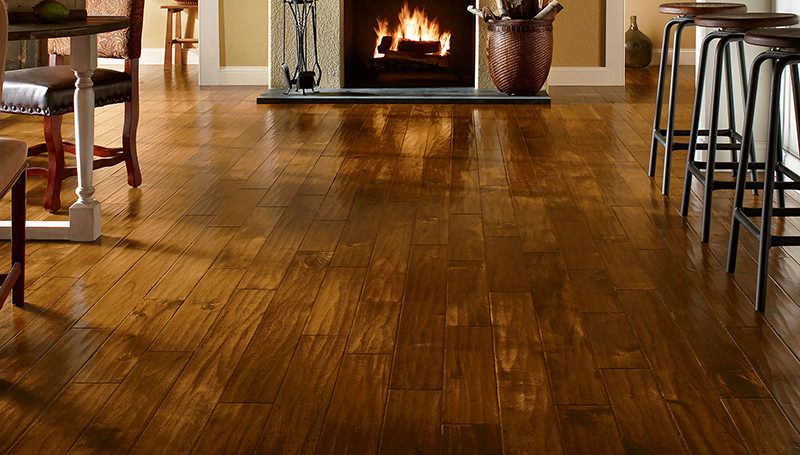 Winter-Friendly Flooring