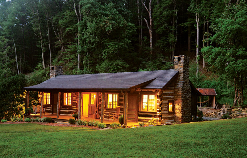 Preserving Old Cabins
