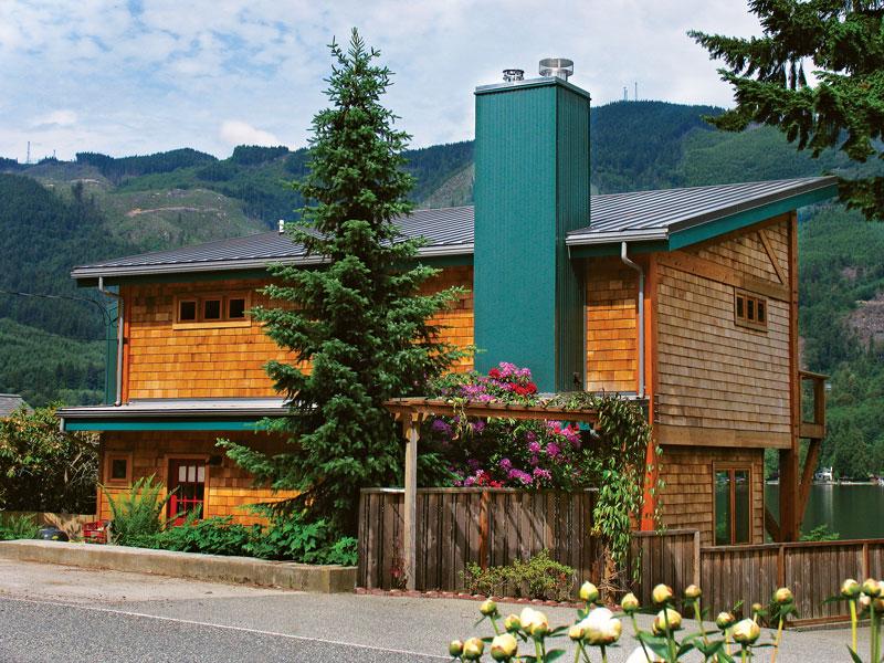 cabin in Washington