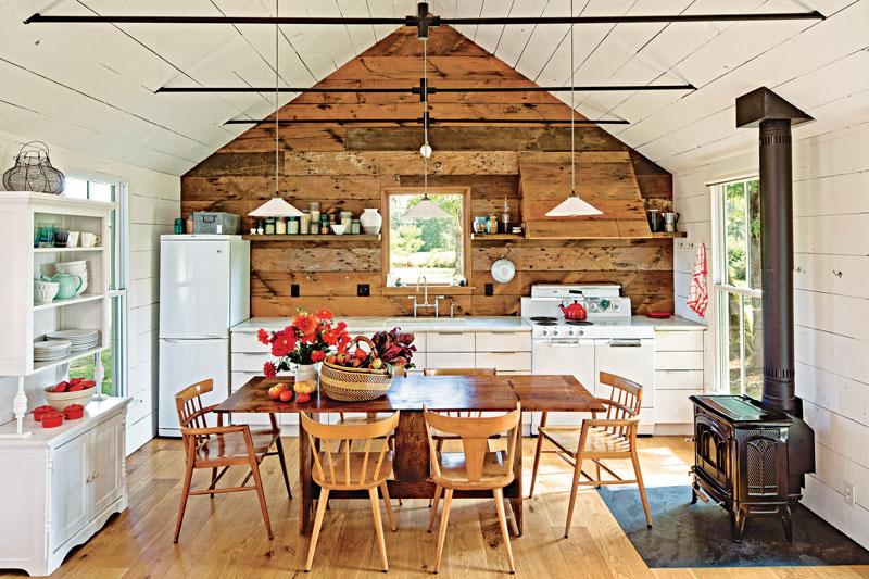 small cabin kitchen designs. CL March Design Ideas JH Lincoln Barbour  Small Cabin Kitchens
