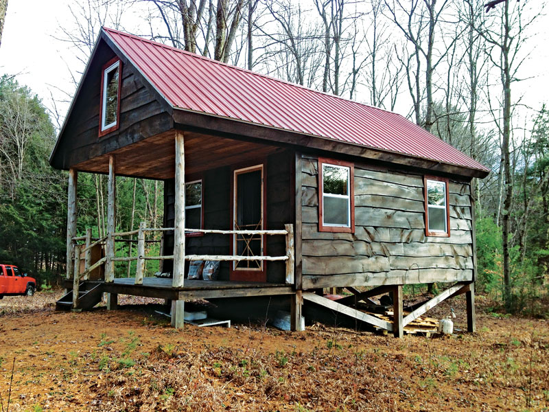 My Cabin A Little Cabin In The Woods