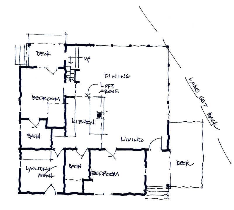 Designing Your Cabin\'s Floor Plan
