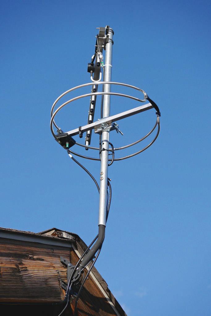 FM + Internet antennas