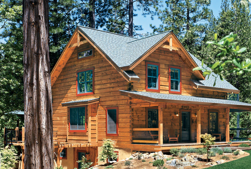 Hear The Word Cabin Whats First Thing That Pops Into Your Head A Log Home In Mountains Cozy Lakeside Cottage Tiny House Woods
