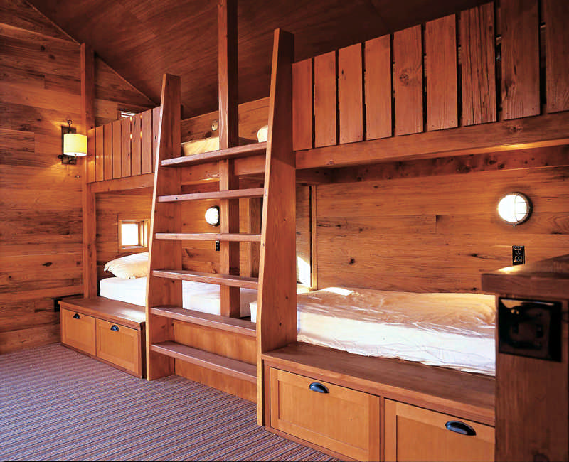 bed ideas articles cabins cabin bedroom design article