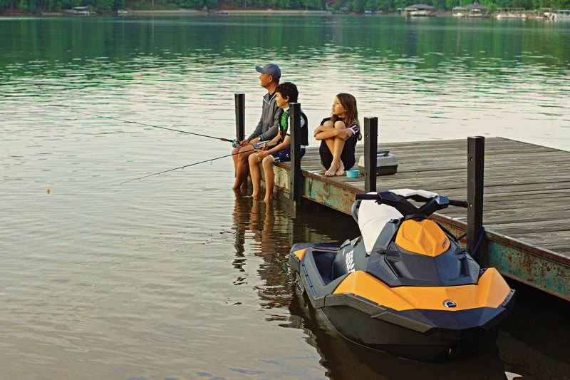 TLC For the Personal Watercraft