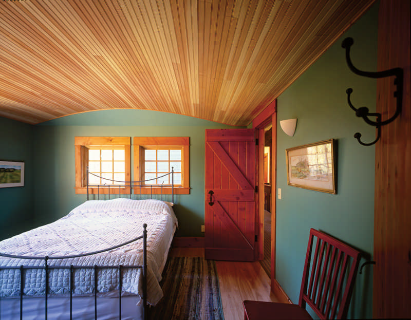 cabin bedroom design ideas
