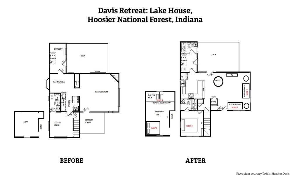 Davis Retreat_Lakehouse Floor Plan