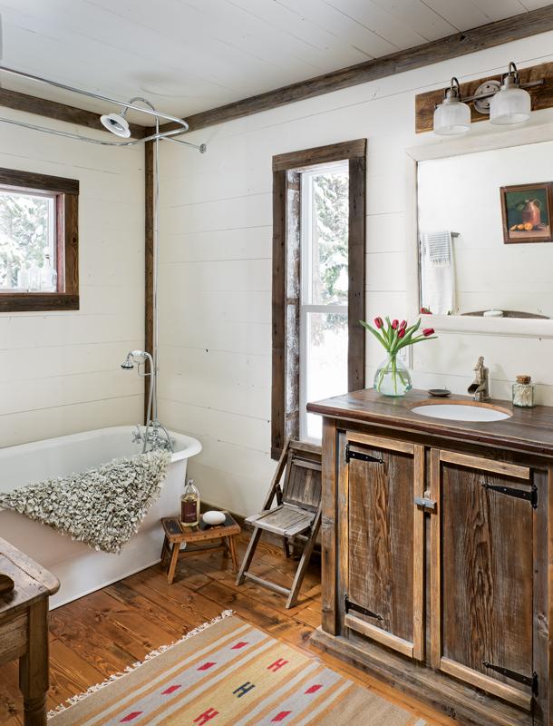 DIY Cabin Remodel: Big Fork Farmhouse