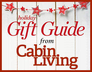 holiday gift guide from Cabin Living