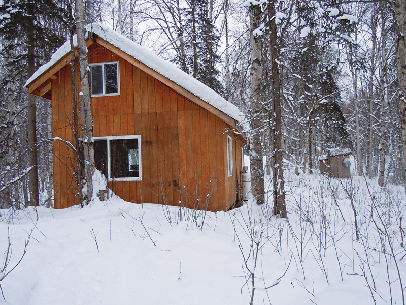 inspiring remote tiny cabin story behind for sale cabins the this diy in log alaska