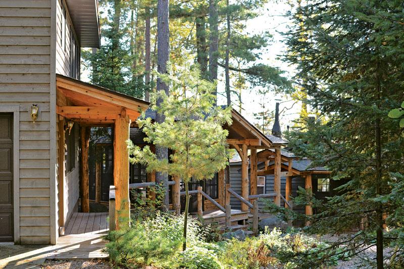 Cabin Upgrade cabin design