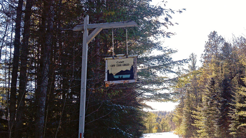 camp-road-sign