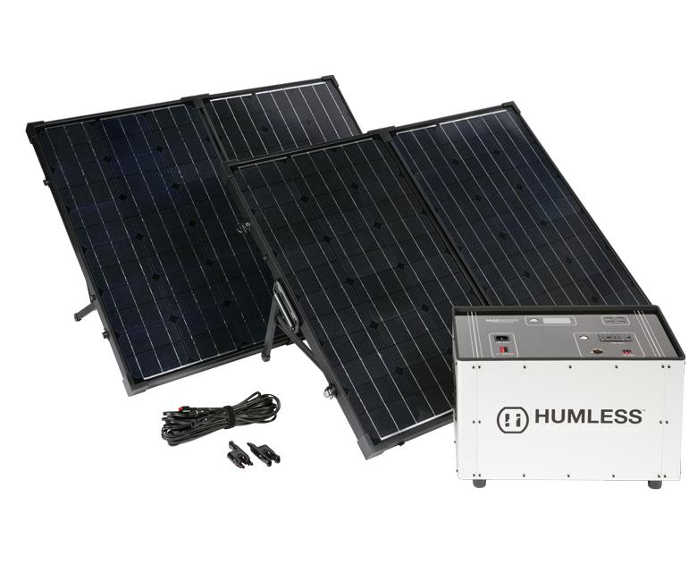 Humless-Solar-Battery-Generator-Kit