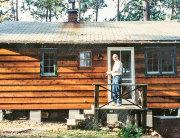 cabin healing