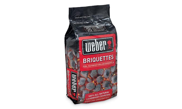 Weber-Briquettes