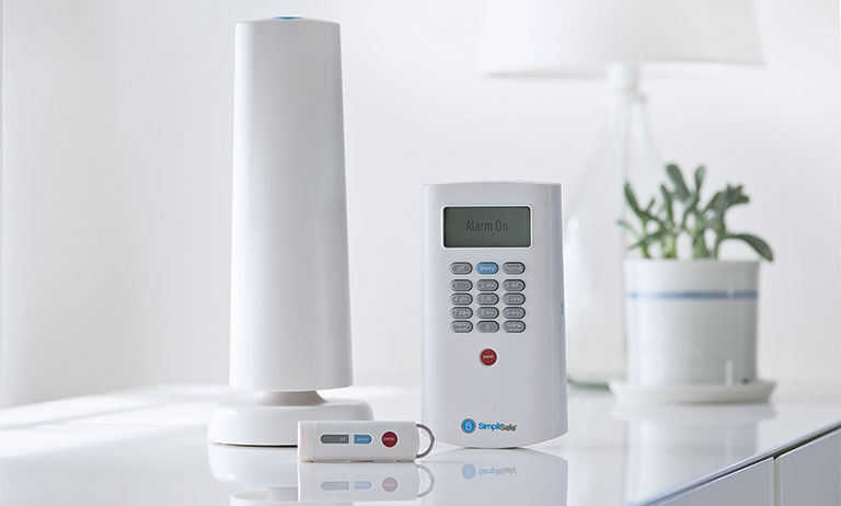 SimpliSafe2, security system