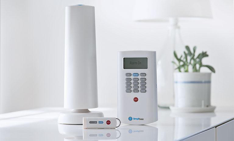 SimpliSafe2, security system