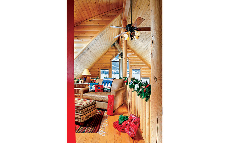 This Amazing Colorado Ski Cabin Might Be Where Santa Vacations