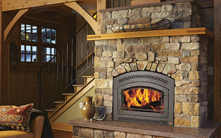 We weigh the pros and cons of converting your wood fireplace to a gas fireplace.
