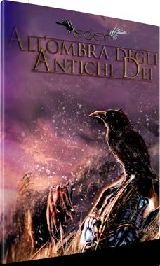 Eden: all'Ombra degli Antichi Dei - Cover